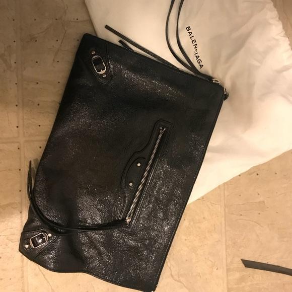 Balenciaga Bags | Balenciaga Clutch Bag